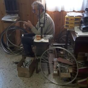 Come riparare la bicicletta