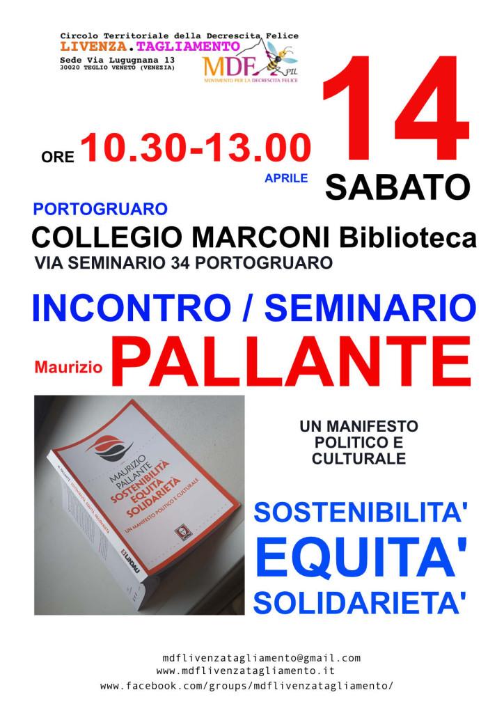 MDFLT Pallante PORTOGRUARO 20180414