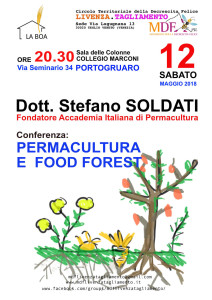 MDFLT food forest SOLDATI 20180512