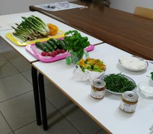 laboratorio pranzo saporito